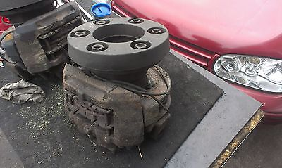 Iveco Daily 65/18 Twin Wheel Abs Passenger Front Hub/ Caliper 2007 - 2013