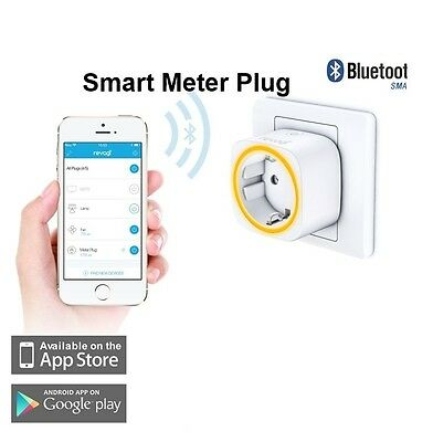 Smart Meter Plug prise intelligente Connectée pilotable  Bluetooth programmateur