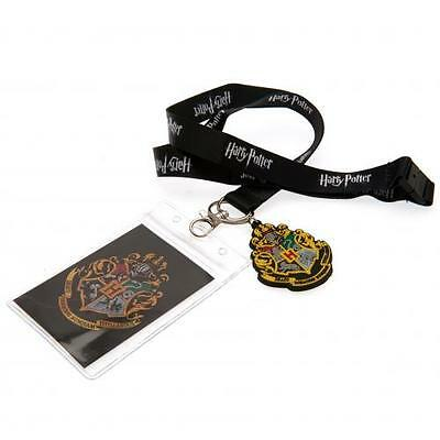 Harry Potter Lanyard & Keyring Set Fan Fun Gift New Official Licensed Product