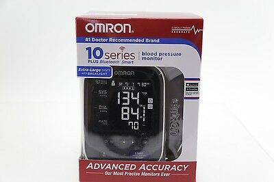 Brand New Omron 10 Series Wireless Upper Arm Blood Pressure Monitor - BP786