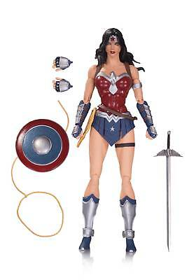 DC Comics The Amazo Virus Wonder Woman 6 inch Icons Action Figure