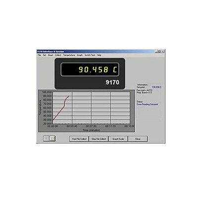 Fluke Calibration 9930 Interface-it Temperature Calibration Software