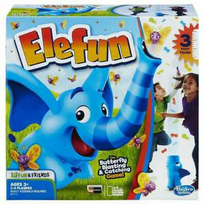 New Hasbro Elefun Reinvention Game B7714