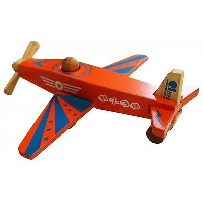 Wooden Vehicle Toys - Wooden Airplane - 100 % Brand new - Safe Materials