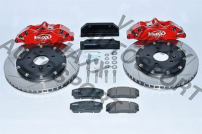 20 SB330 01 V-MAXX BIG BRAKE KIT fit SUBARU Impreza All inc GT-Turbo Est 92>00