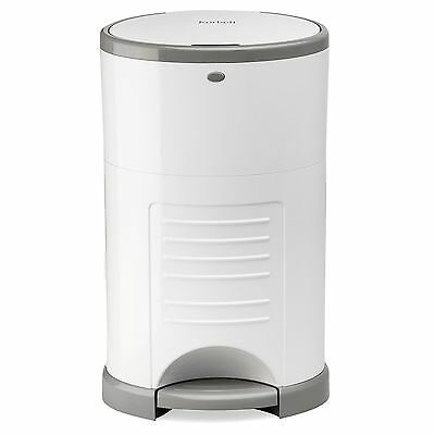 Korbell Baby Nappy Disposal Waste Bin - Mini 9 Litre Size