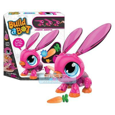 Build A Bot - Educational Bunny Robot Kids Building Toy