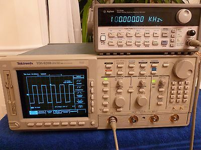 Tektronix TDS620B 500MHz 2GS *** Tested Good  ***