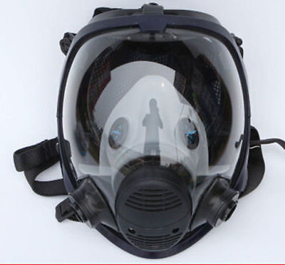 For 3M 6800 Gas Mask Full Face Facepiece Respirator Painting Spraying Similar US