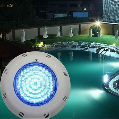 LED RGB 5 Colors Wall-Mounted Pool Lights Underwater Swimming Pool Bright Light