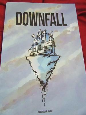 RARE, UNIQUE & UNUSUAL RPG - DOWNFALL. 3 Players. No GM