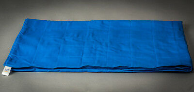 Weighted Therapy Blanket- Blue Cotton, CE Certified, All Sizes, Free Postage