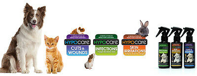 HYPOCARE PET Revolution in Control - Cuts Infections Irritations 150ml BOX OF 12