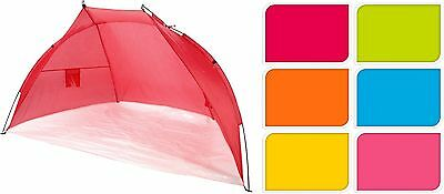 Beach Tent Canopy Festival Sun Shade Wind Break Shelter Camping Screen