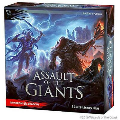 Dungeons & Dragons D&D Assault of the Giants Standard Edition