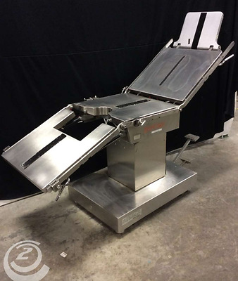 511T Shampaine Surgical Exam Table Medical stretcher