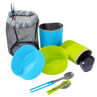 MSR Trail Lite Duo - 2 Person Mess Kit Camping Backpacking Expedition