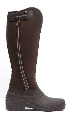 Harry Hall Frost Neoprene WARM Winter Horse Riding Boot **ALL SIZES**