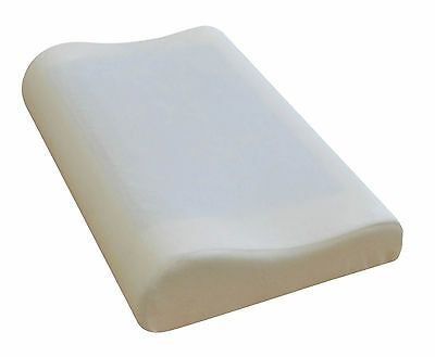 Aidapt Cooling Gel Comfort Memory Foam Contour Pillow With Removable Soft Cover