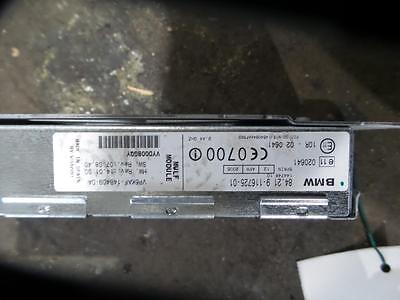 Bmw 1 Series Radio/cd/dvd/sat/tv Bluetooth Module (Mulf2), White Plug Type, E82/