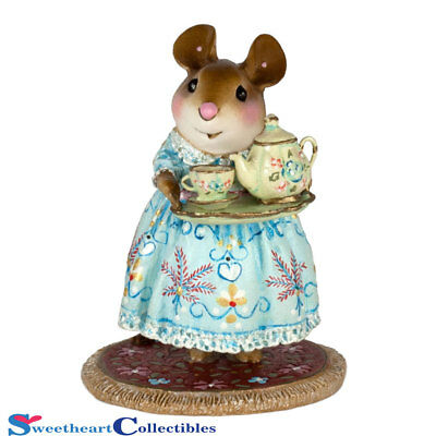 Wee Forest Folk A Cosy Tea Winter  M-594b Limited to 300 New 2017