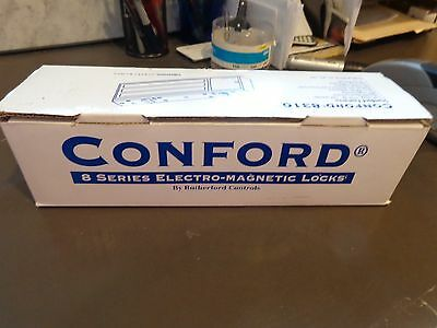 NEW Conford 8 Series Electro-Magnetic Door Lock 8310 x 28 By Rutherford controls