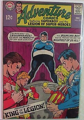 DC Comics - Adventure Comics - #375 - Silver Age -1960s - Superboy - Under Guide