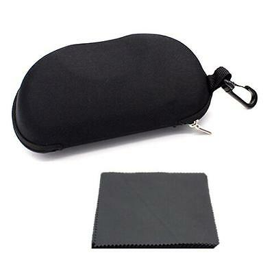 Glasses Soft Pouch Bag/Case For Sunglasses Includes Cloth Jian