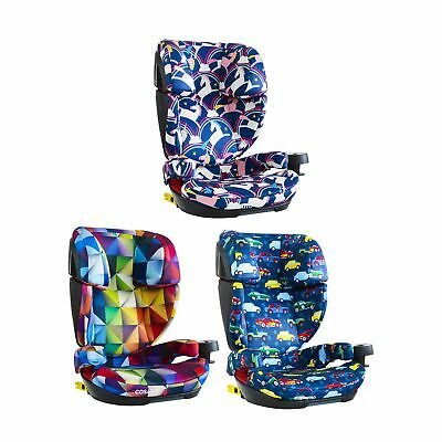 Cosatto Skippa Fix Group 2/3 Booster Car Seat - For 4-12 Year Old Child/Kids