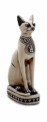 Bastet Statue - Egyptian Cat Goddess - Made in Egypt