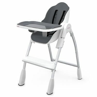 Oribel Cocoon Baby Feeding Highchair - 6 Months to 3 Years - Slate