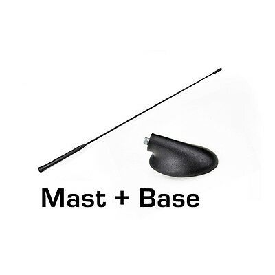 Replacement Car Vehicle Roof AM/FM Antenna & Base for FORD FOCUS 2000-2007