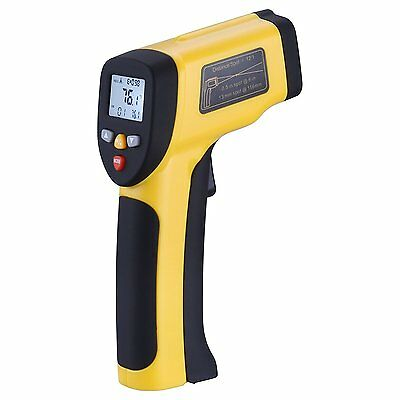 Goodes Dual Laser Non-contact Surface Temperature Gun Digital Infrared Thermomet