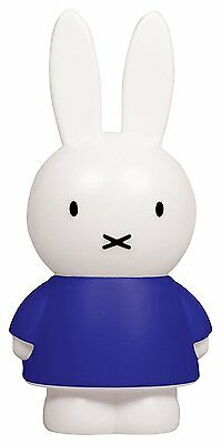 """Sweet Dreams with MIFFY Nijntje 12"""" LED Night Lamp Blue The Favorite Bunny"""