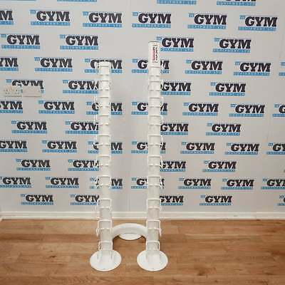 Escape Fitness 10 Pair Vertical Dumbbell Rack - Ex Demo (Gym Equipment)