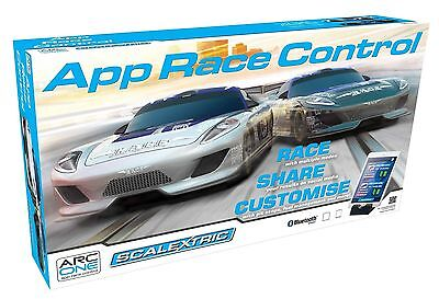 Scalextric 1:32 Scale C1329 Arc One System Set *new*
