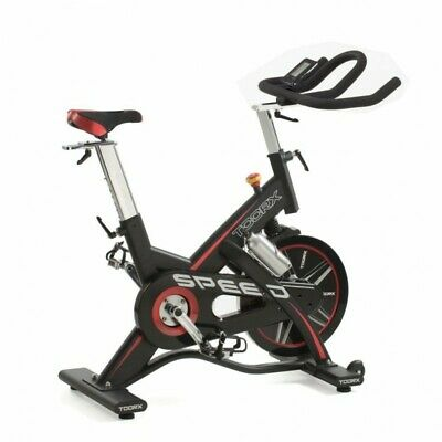 Speed Bike Toorx Srx 95 Indoor Cycles Pignone Fisso Ricevitore Wireless + Fascia