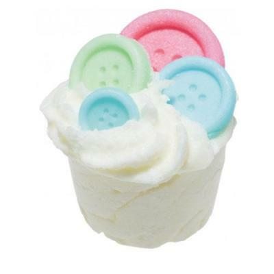 Bomb Cosmetics Bath Mallow / Bath Bomb - Button Me Up