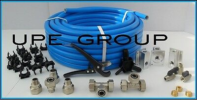 "Rapid Air Maxline 3/4"" Compressed Air shop Piping Kit"