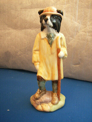 Shepherd Sheepdog  Ecf 5  English Country Folk Beswick