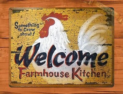 """Chicken Eggs"" Pen Coop Eggs Decor Kitchen Cottage Farm Barn Store Sign"