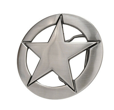 Deputy Ranger Star Badge Belt Buckle