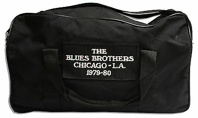 Original ''Blues Brothers'' Duffel Bag From The 1980 Tour