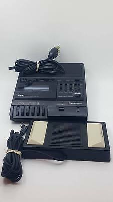 Panasonic Model RR-830 Transcriber Dictation Machine Works Great