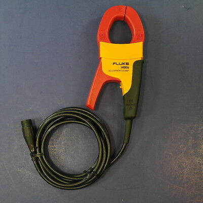 Fluke i400s AC Current Clamp for Scopemeters, Excellent condition!