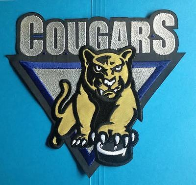 California Cougars NORCAL Minor Hockey Front Jersey Patch Crest