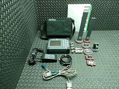 Anritsu SiteMaster S810A Cable & Antenna Analyzer Site Master S810A