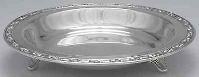 Oneida PARK LANE SILVERPLATE Footed Pie Plate (No Ref #) 9307107