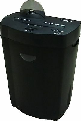 Lenoxx Paper Shredder Cross Cut Cutter CD Credit Card Shredders 22L 22 Litre Bin