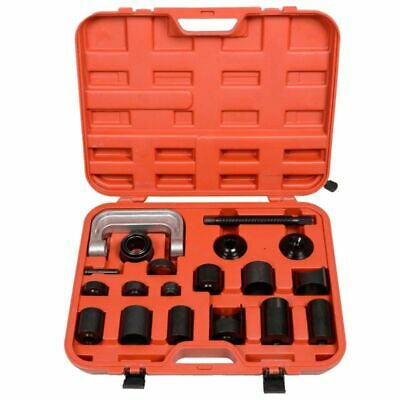 21pc Ball Joint Auto Repair Remove Installing Master Adapter C-Frame Press 2&4WD